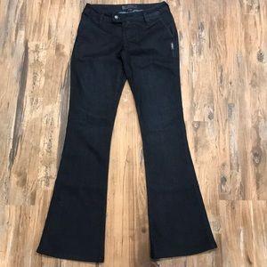 Like New Silver Jeans Co Abbey Flare Jean W26/L33